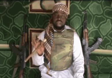 Boko Haram spokesman, Abu Qaqa