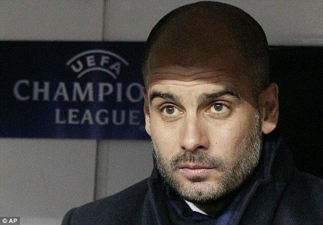 Pep Guardiola heading to Arsenal?