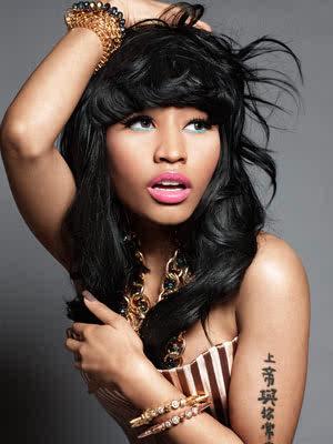 Nicki Minaj 'possessed'?